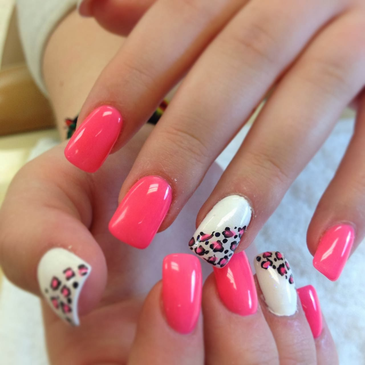 artificial nails | takingcareofyournails